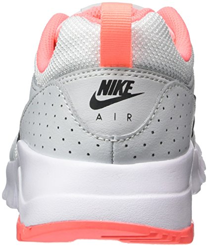 Nike 869957-002, Scarpe da Ginnastica Bambina Grigio (Pure Platinum / Anthracite / Lava Glow)