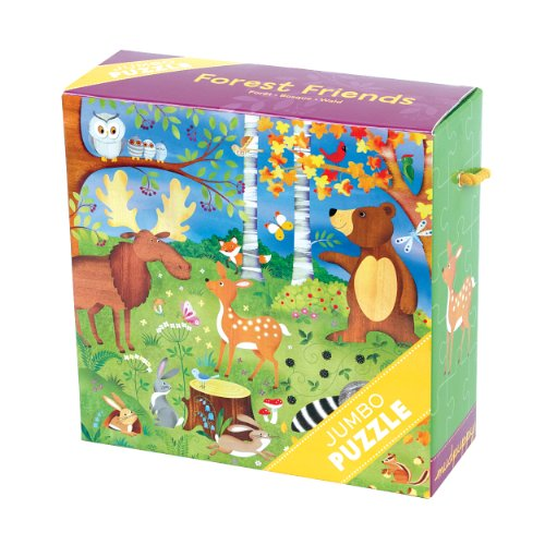Forest Friends Jumbo Puzzle