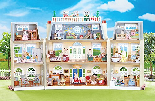 Calico Critters Calico Critters Cloverleaf Manor