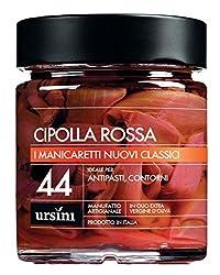 Ursini, Cipolla Rossa, Rote Zwiebeln, 250 G