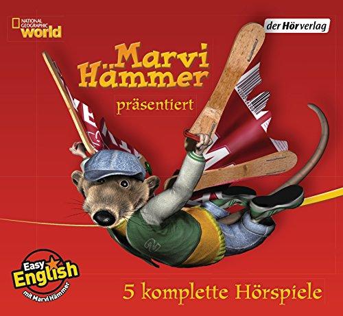 Preisvergleich Produktbild Marvi Hämmer. 5 komplette Hörspiele