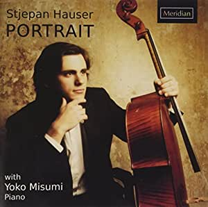 Stjepan Hauser Portrait By Hauser By Hauser Misumi