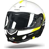 SCHUBERTH C3 Pro Gravity - Casco de moto, color amarillo