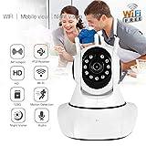 xue binghualoll Seguridad para el hogar 720P IP para el hogar Inalámbrico Inteligente WiFi Audio Vigilancia CCTV Cámara EE. UU.