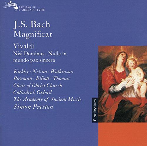 Bach, J.S. / Vivaldi: Magnific...