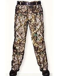 Hubertus – Caza – Pantalón para Caza Territorio Pantalón OS de 70 Camuflaje  Pantalones Verano Verde f0e0bf3d733f