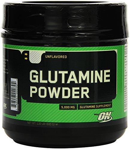 Optimum Nutrition Glutamine Powder, 1er Pack (1 x 600 g)
