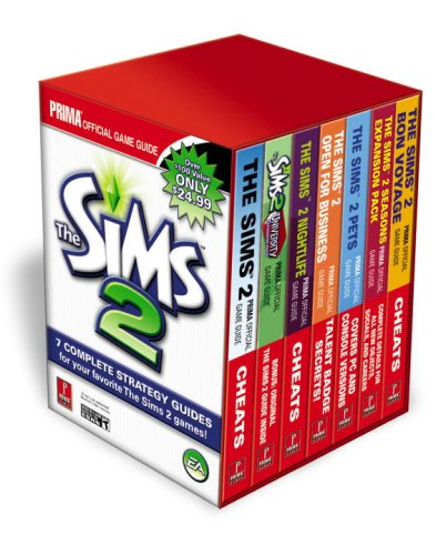 The Sims 2 Box Set