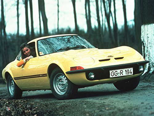 Car History - Opel Klassiker