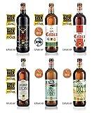 Birra Morena - selezione di birre lucane e celtiche da 6 bottiglie formato 75cl - 1 Celtica Sweet Stout | 1 Celtica Super | 1 Celtica Scotch Ale | 1 Gran Riserva | 1 Lucana Bianca | 1 Lucana Bio