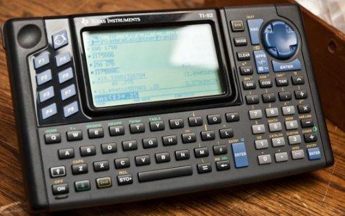 Taschenrechner TI 92 Plus