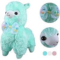 """KOSBON 20""""fiocco gigante peluche alpaca, Peluche Peluche Alpacasso giapponese, 100% animali Bambola Giocattoli, migliore regalo di compleanno per i bambini Bambini"""