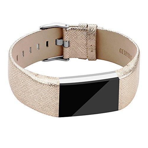 petit #Classic 10-pack Tobfit Bracelet de rechange r/églable pour Fitbit Charge 2