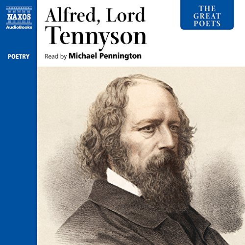 The Great Poets: Alfred Lord Tennyson  Audiolibri