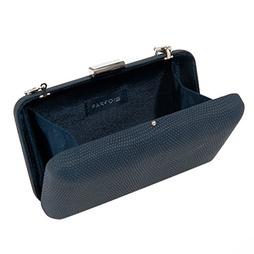 Parfois - Clutch - Party Pochette Cup - Donne Blu Navy