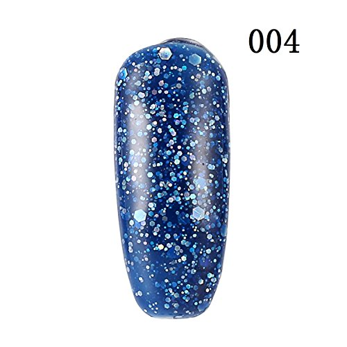 Bluelover Blue Diamond Hybrid Diy Uv Gel Nail Art Polnisch Langlebig Soak Off Led Maniküre Werkzeuge 6 Farben -04