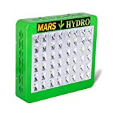 MarsHydro Reflector-Series Reflector 240W Reflector 480W Reflector 720W Reflector 960W (Reflector 240W LED Grow Light Full Spectrum 95w~105w for Indoor and Greenhouse Hydroponic Plants Veg Flower Growing with Dual Growth & Bloom Switches Big Coverage)