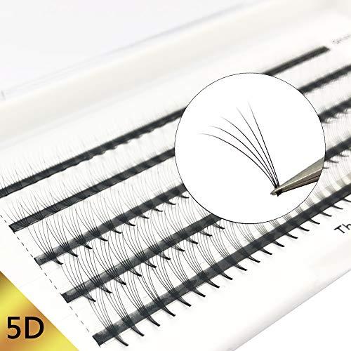 Extensión Pestañas 5D 0.07mm C Curl Extensiones