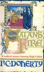 Satan's Fire (Hugh Corbett Mysteries Book 9)
