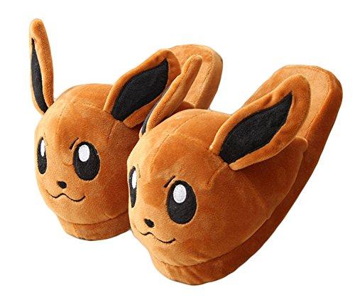 BSBL-Neue-Schn-Pokemon-weichen-Plsch-Cartoon-Snorlax-Charmander-Squirtle-Eevee-Slipper