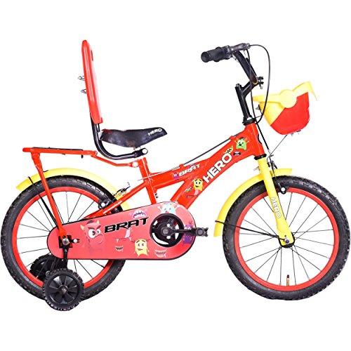 Hero Brat 16T Single Speed Cycle (Red)