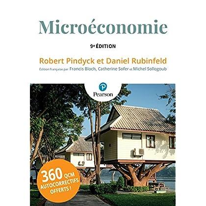 Microéconomie 9e édition + QCM