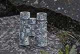 MINOX DMAX Camouflage 8x42 Fernglas – Lichtstarkes Fernglas in Camouflage für die Beobachtung bis in die Dämmerung – Inkl. Bereitschaftstasche, Tragegurt, Schutzdeckel für Okulare & Optikputztuch