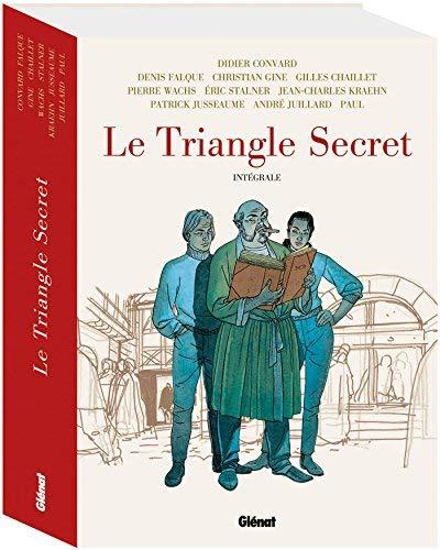 Le Triangle Secret - Intégrale de Didier Convard,Collectif ,Denis Falque (Illustrations) ( 13 novembre 2014 )