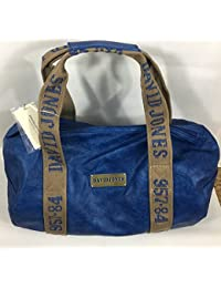 Sac polochon DAVID JONES CM0045 - coloris bleu roi