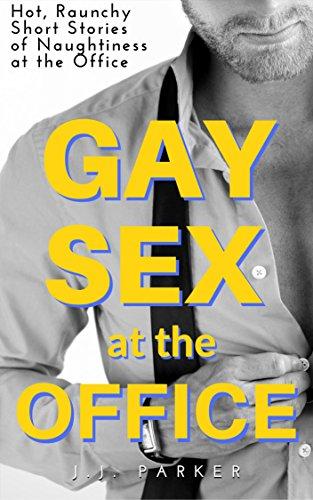 hot gay office sex
