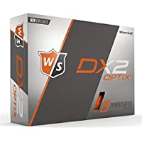 Wilson Staff DX2 Optix Golfbälle