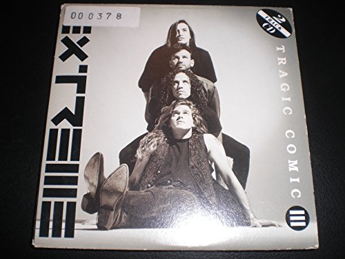 Hearted-cd Extreme-hole (Tragic Comic / Hole Hearted)
