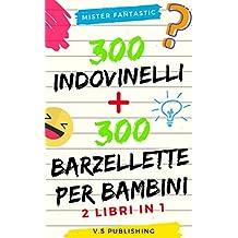 Amazonit Indovinelli Libri Per Bambini Libri