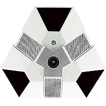 aisoul Wi-Fi cámara de seguridad detector inalámbrico IP Cámaras Sistema de seguridad del hogar inteligente APP Remote View 1080P HD IR visión nocturna Audio bidireccional