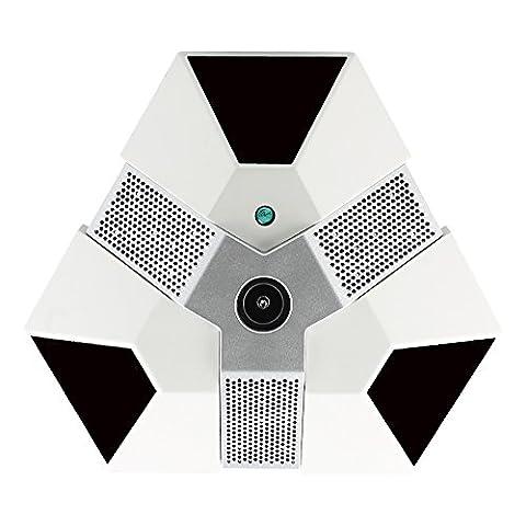 Aisoul Wi-Fi Spy Camera Detector, Wireless Hidden Cameras, 1080P HD Home Security Camera, App Remote View, IR Night Vision, Two-way Audio, Nanny Cameras and Hidden Cameras