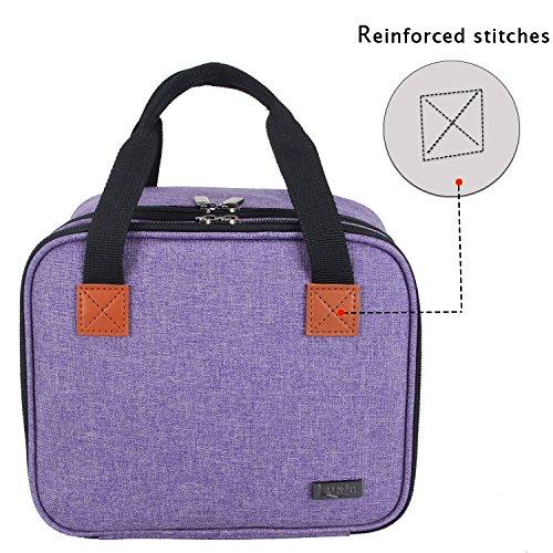 Luxja Beamertasche für QKK Mini Beamer, Tragbar Projektor Tasche für DR.Q Projektor - 8
