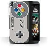 Coque de Stuff4 / Coque pour HTC Desire 820 / Super Nintendo Design / Console (jeux vidéo) Collection
