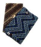 #3: Cotton Colors Women's Cotton Dress Material (cc-krishana20_Free Size_Multi, Pack of 2)_DE175