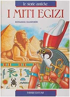 Amazonit Miti Egizi Libri Per Bambini Libri