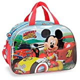 Bolsa de viaje Mickey Roadster Racers 40cm
