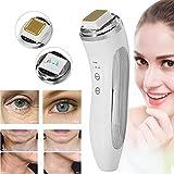 Masseur radiofréquence anti-rides, anti-ge, raffermissant et fortifiant pour le visage, portable et rechargeable (USB)
