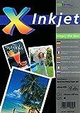 sihl Premium Fotopapier Hochglanz, Keramikbeschichtet, 280 g/m², DIN A4, Photopapier, Glossy, hochglänzend, 50 Blatt