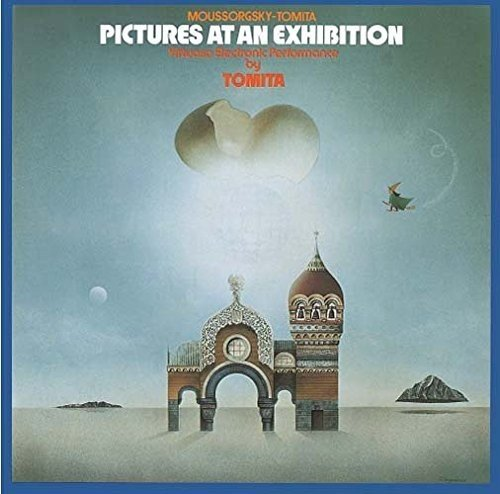 Isao Tomita: Pictures at An Exhibition (Audio CD)