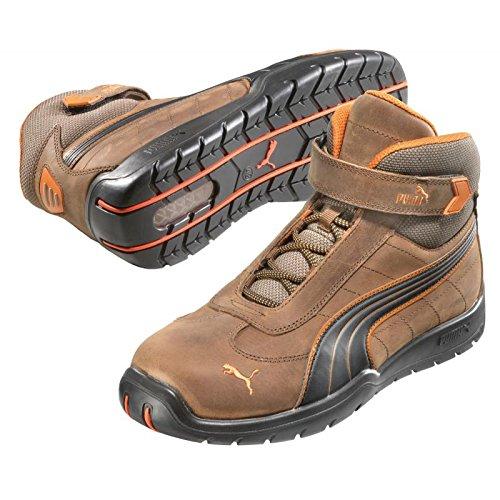 Puma Safety Chaussures de sécurité S3 Moto Protect Indy Mid 63.218.0 haute chaussures bottines