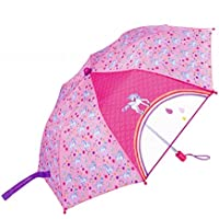 Prinzessin Lillifee ombrello pieghevole, 33x 80cm, modello # (Boy Wagon)