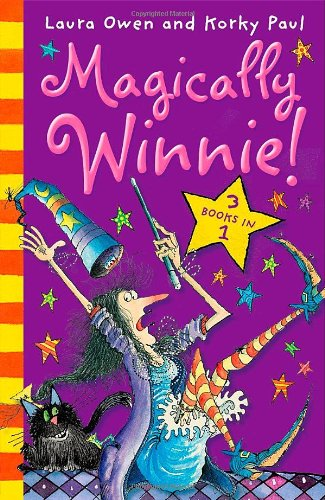 Magically Winnie! 3-in-1 (Winnie the Witch 3 Books in 1)