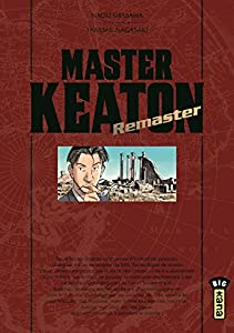 Master Keaton Remaster Edition simple One-shot
