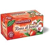 Pompadour - Infuso Rosa Di Bosco, Tonico E Dissetante - 70 G