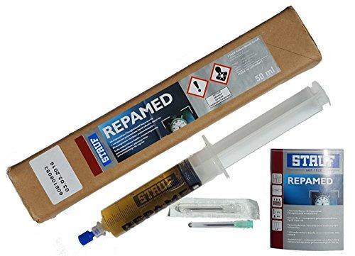 STAUF Repamed 1K-Polyurethan-Flüssigklebstoff Reparaturkit, 50ml