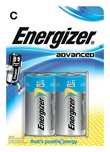 Energizer Advanced Battery bébé (2-Pack)